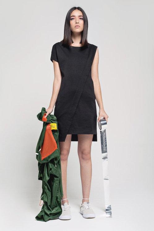 Vestido Diagonal - PRJ01