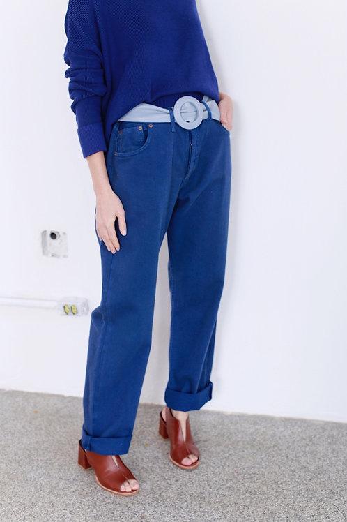 Cinto Faixa Com Fivela - Outfit4You