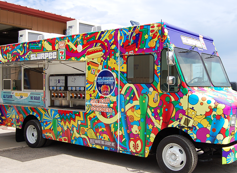 Experiential Marketing Food Truck Conver