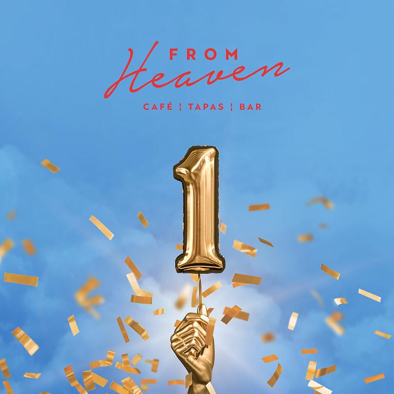 1 Jahr From Heaven
