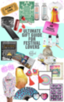Festival Lovers Gift Ideas