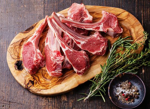 Shropshire Raised Lamb Box - 10kg