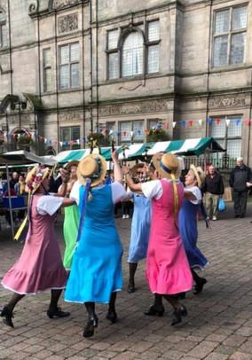 Shrewsbury Morris Dancers