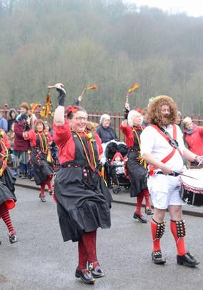 Ironmen and Severn Gliders