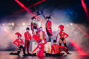 greatest show - production - gravitylive