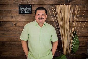 Victor Hugo Gonzalez, Massage Therapist Aesthetician