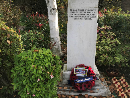 Remembrance day - 11th hour, 11th day, 11th month
