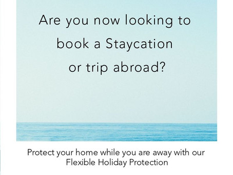 Are you looking to have a staycation or holiday abroad?