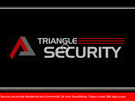 Triangle patrols - Our patrols, trained to keep you safe