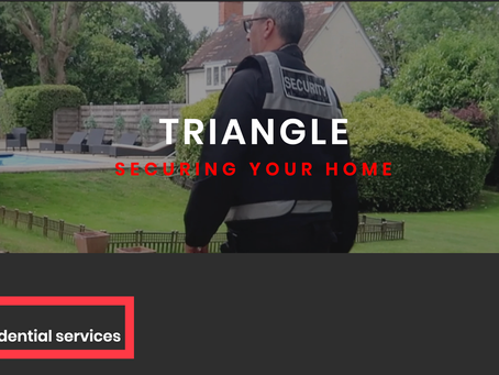 Are you thinking about more security at your home?
