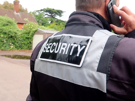 """""""Great security firm..."""