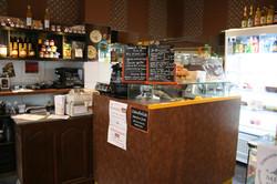 inside of the store delicatessen p