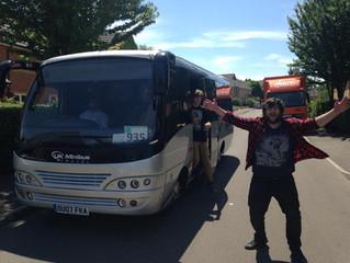 Undead Revolutions Tour 2015