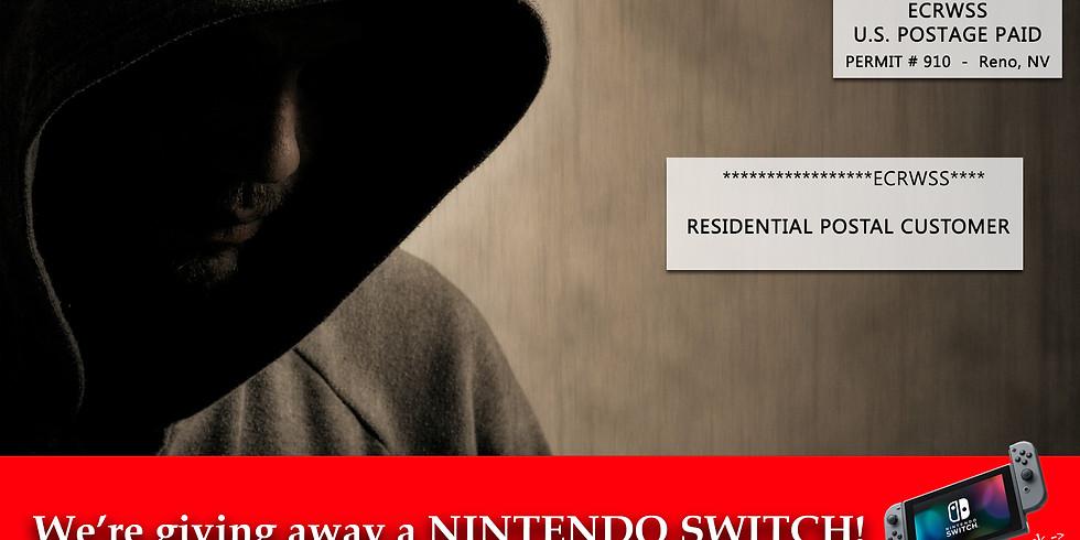 YOUTH CHURCH - Win a Nintendo Switch!