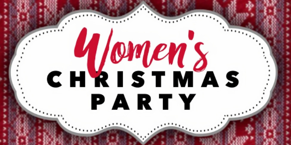 2019 Ladies Christmas Party