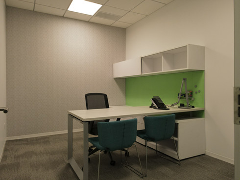 New Construction Office Space