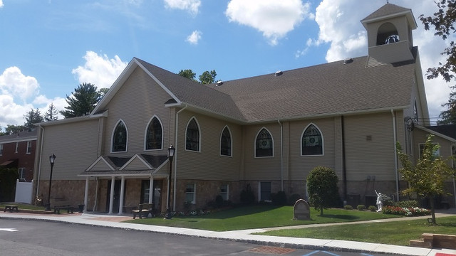 Our Lady of Victories Church Addition