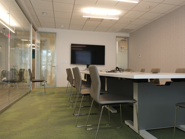 New Construction Conference Space