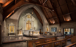Award Winning Altar Renovation