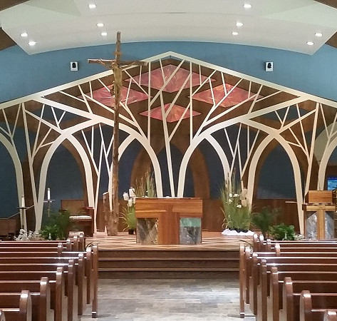 Our Lady of Perpetual Help Renovation