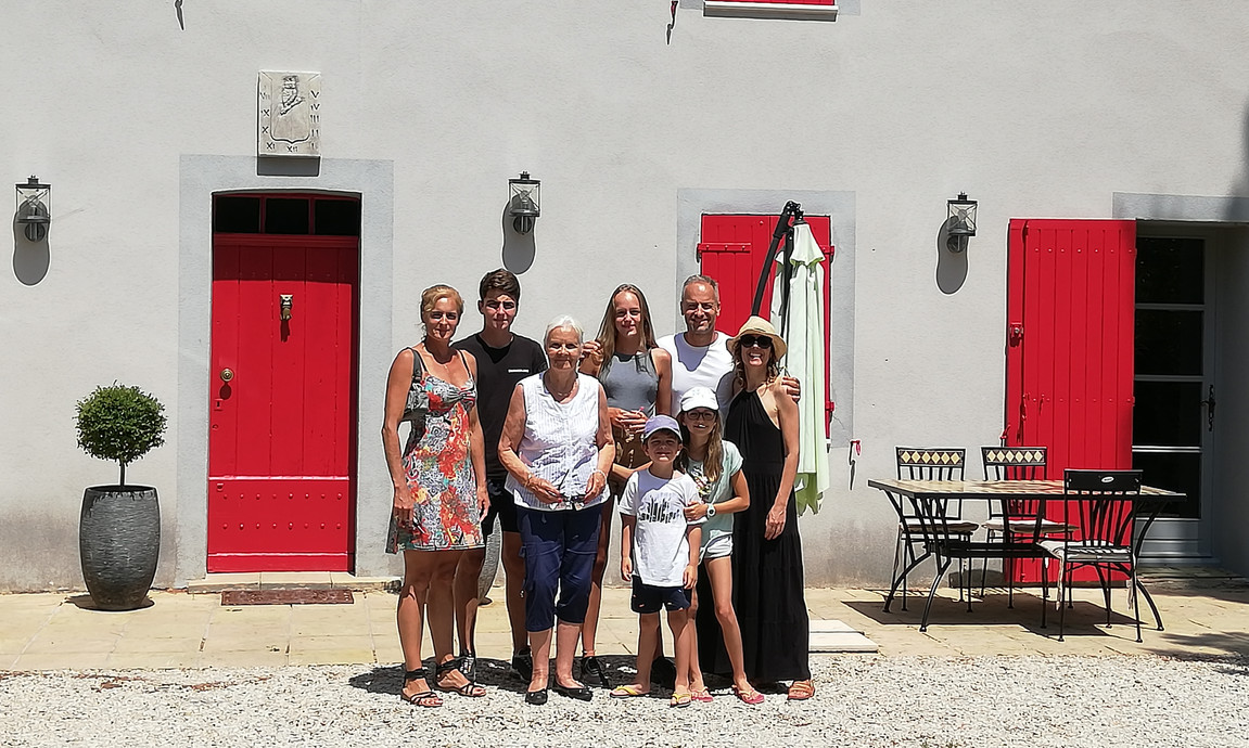 Supers moments avec fantastique famille montpelliéraine