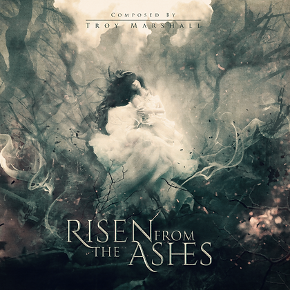 Risen From The Ashes - CD