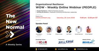 Resilience Webinar