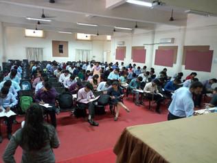 Campus Drive @ Sinhagad College
