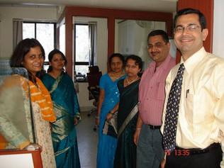 Colourful Team Kabir