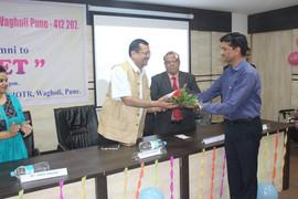 Chief Guest - JSPM's Alumni Meet