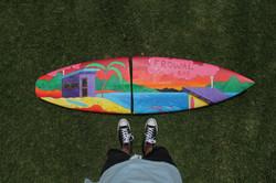 Erowal Bay Surfboard