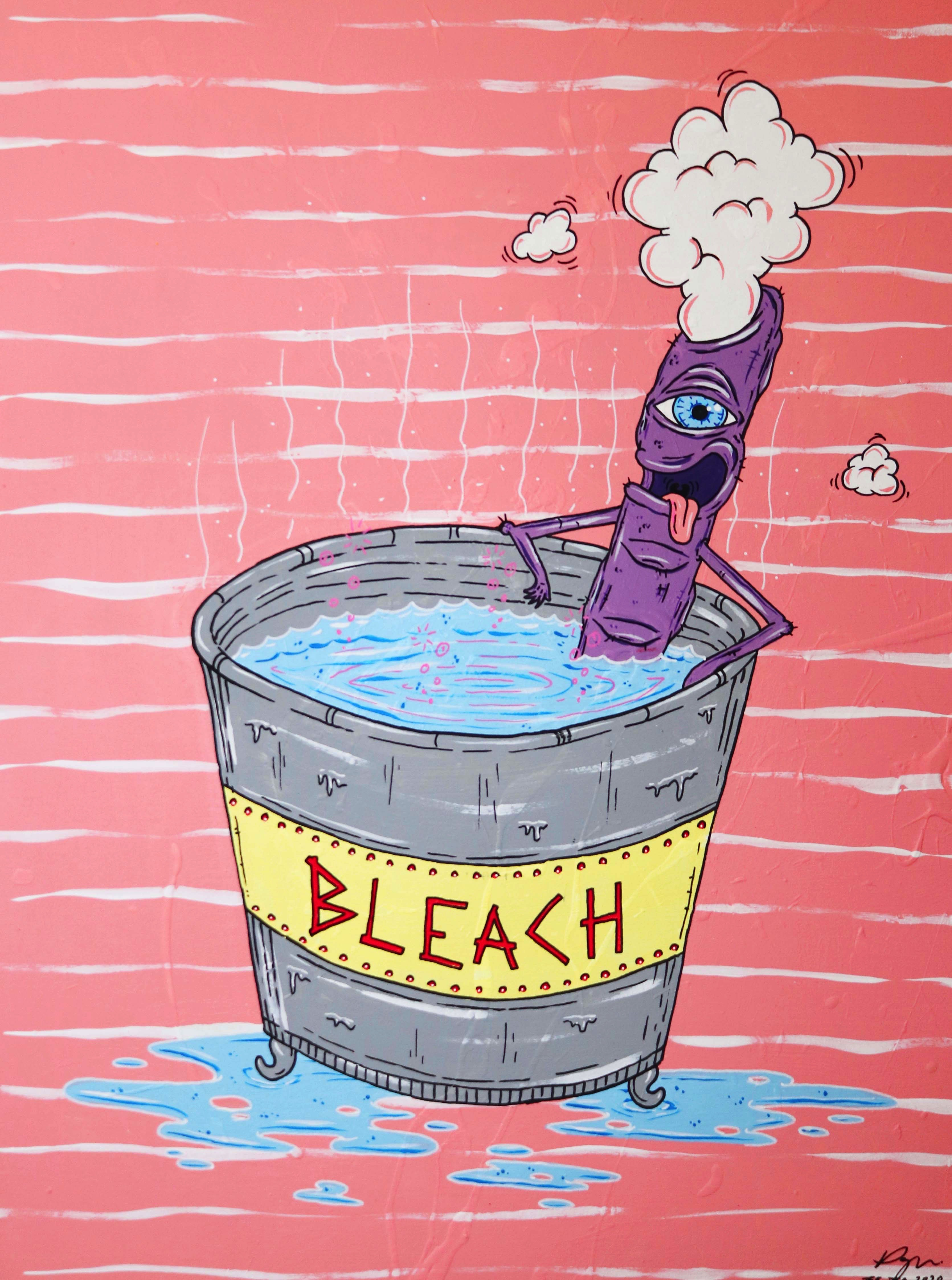Bleach Bath