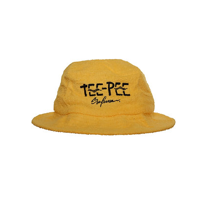 Message Bucket Hat - Sunflower
