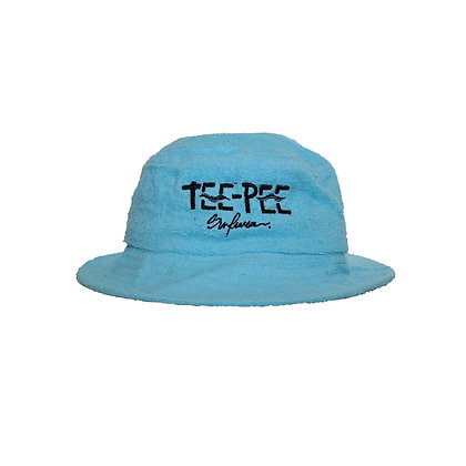 Message Bucket Hat - Sky