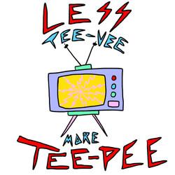 TEE-PEE x TEE-VEE
