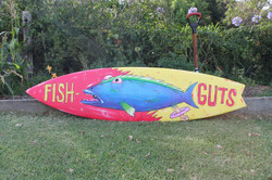 Fish-Guts Surfboard