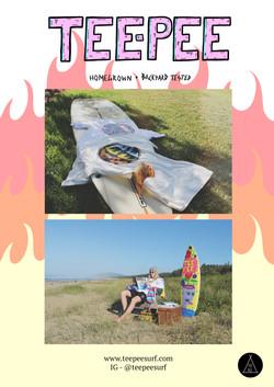 Surf Visuals Advert