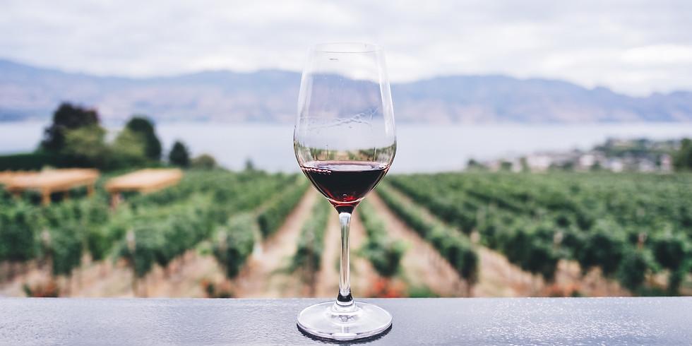 Wine Tasting at MCCDC