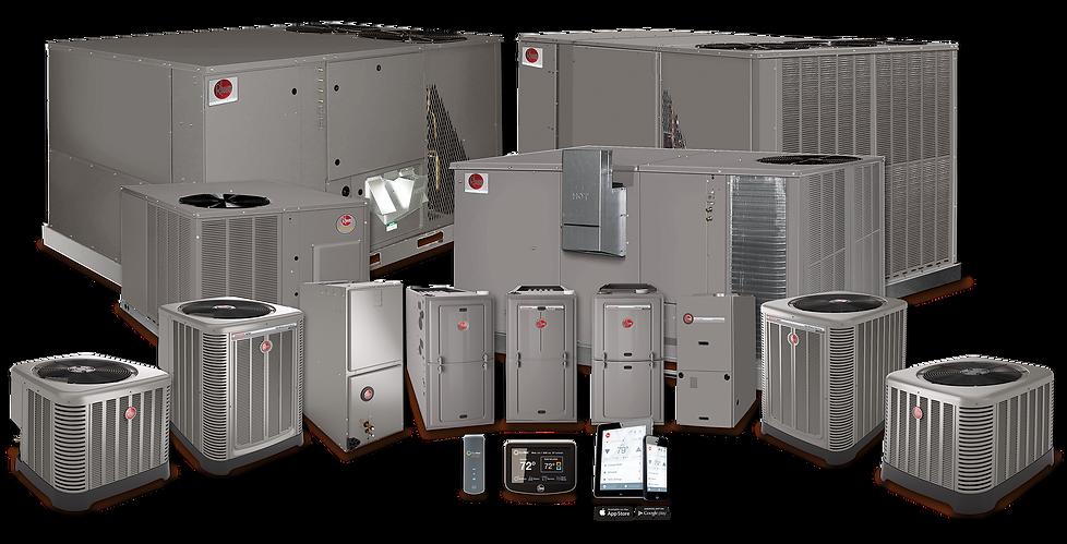 Rheem-HVAC-Full-Line-Group-B-EcoNet-WiFi