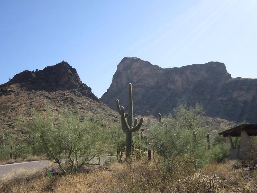 Picacho Pass