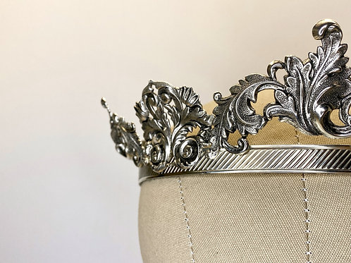 Bastien Silver Crown