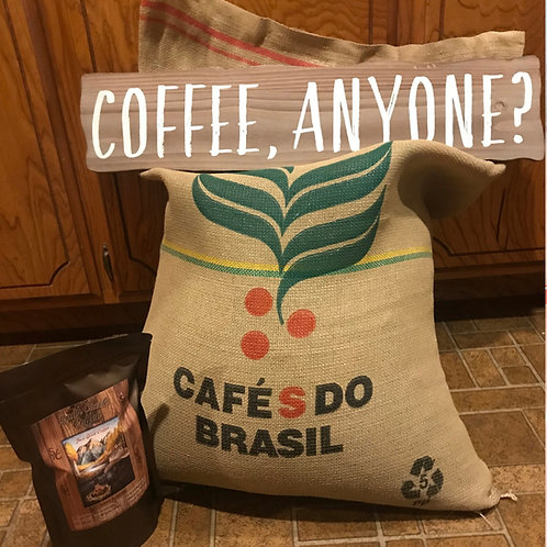 Brazilian Pecan 12oz bag