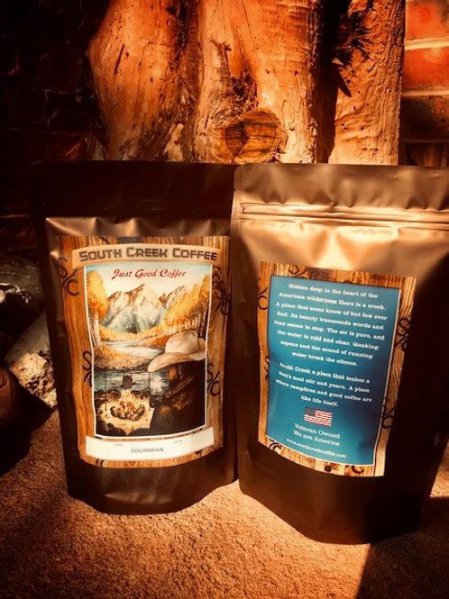 Columbian Supremo Coffee 12 oz bag