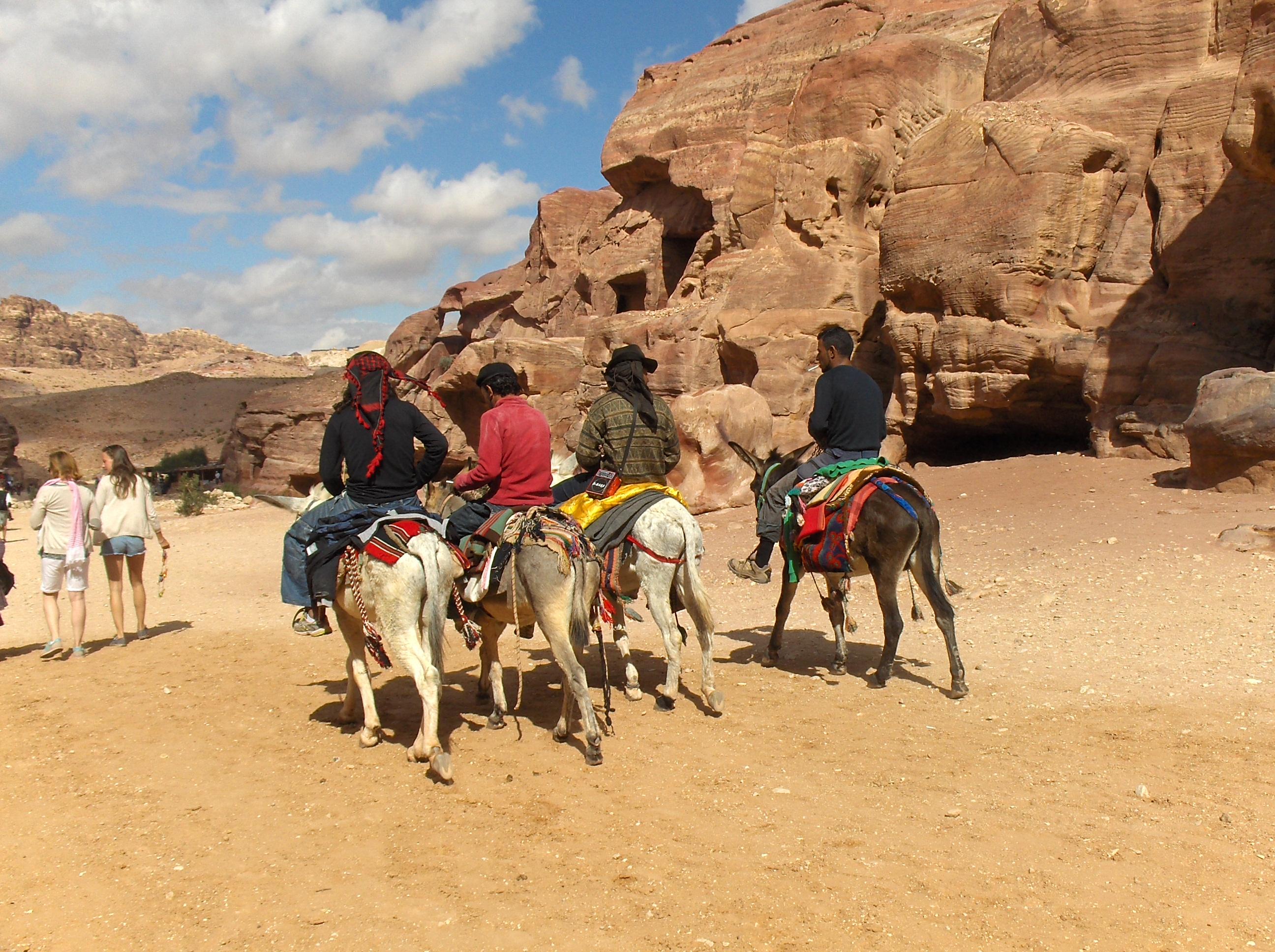 Jordan, Petra