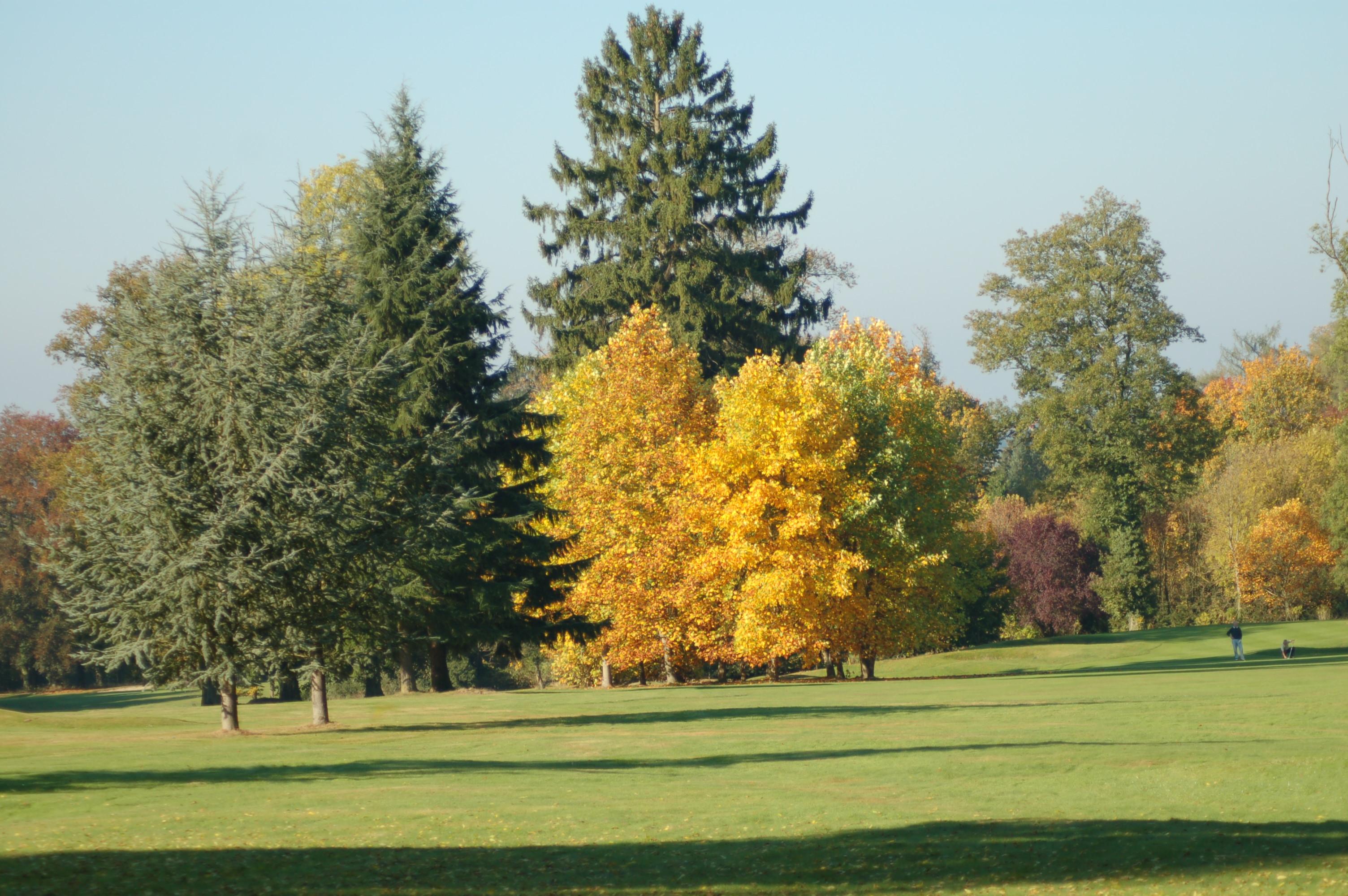 Belgio, Golf club Chateau d'Ardenne