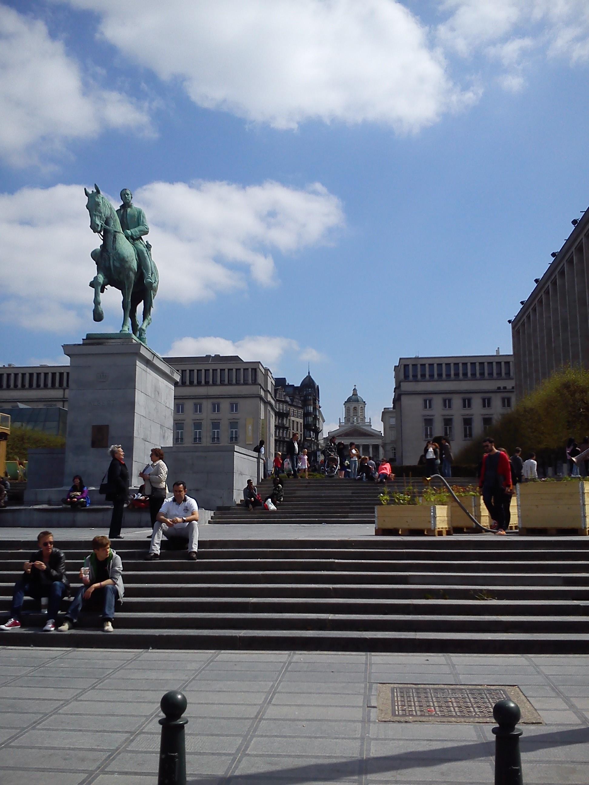 Bruxelles, Albertine