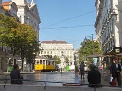 Lisbon, Largo Camoes