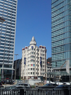 Brussels, Place Rogier