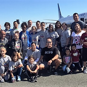 Special Olympics Plane Pull