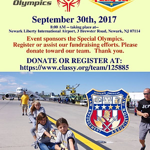 9-30-17 Special Olympics Plane Pull